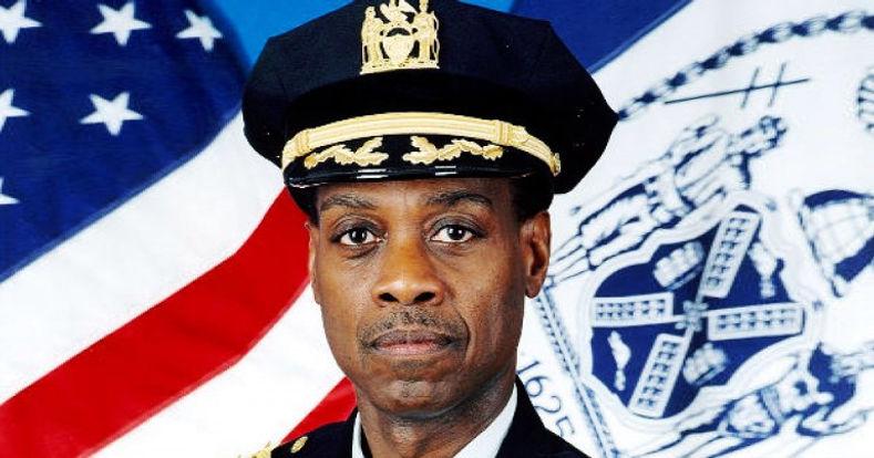 NYPD Deputy Chief Douglas Zeigler