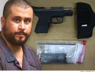 George Zimmerman Punched In The Face After Bragging About Traymon Martin's Death
