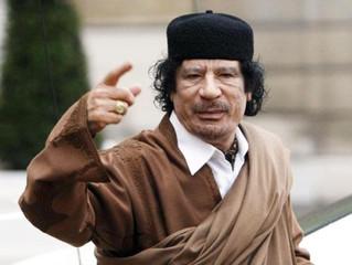 Nigerian Man Lists 15 Reasons Why Libyan Ex-President Ghadaffi Was The Best President In Africa Clai
