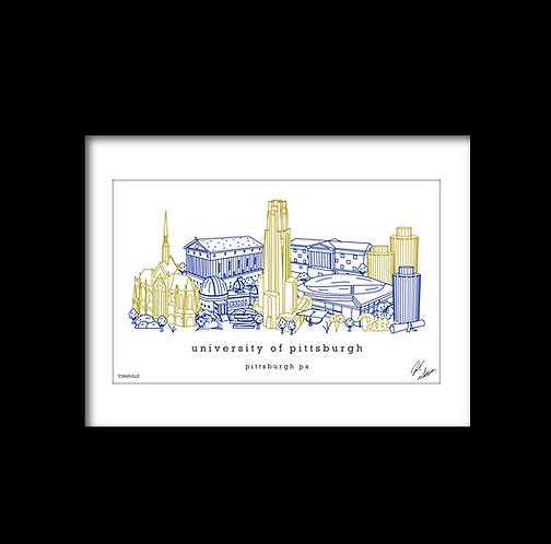 University of Pittsburgh Artwork