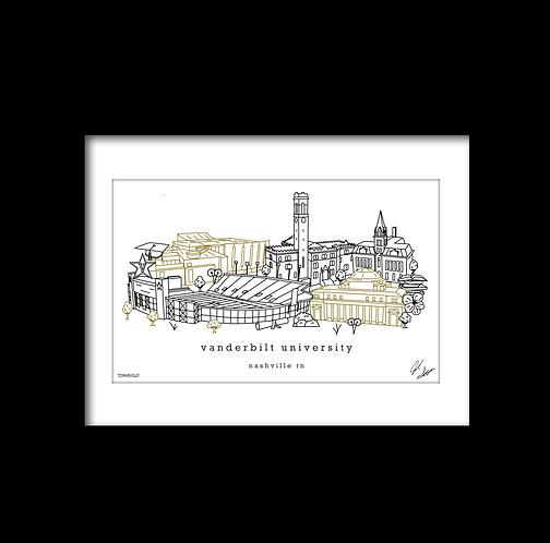 Vanderbilt University Artwork