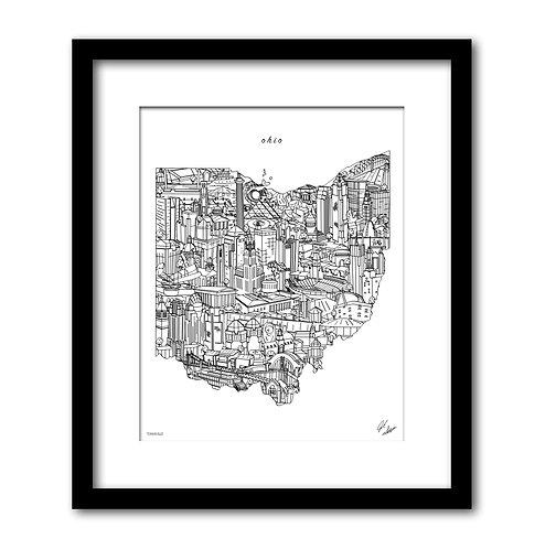 Ohio Artwork