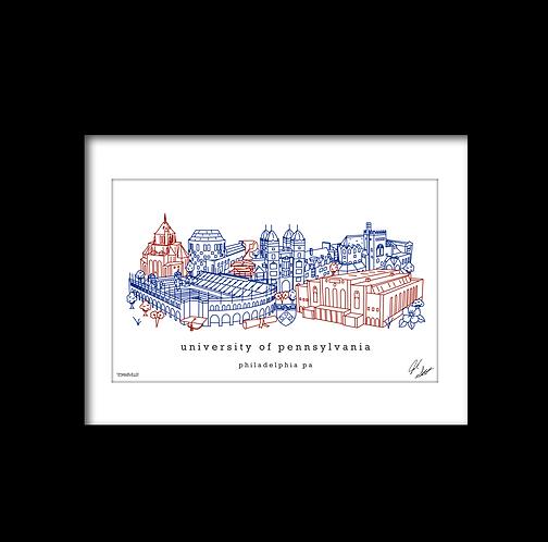 University of Pennsylvania Artwork