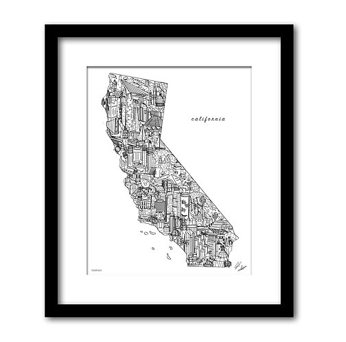California Artwork