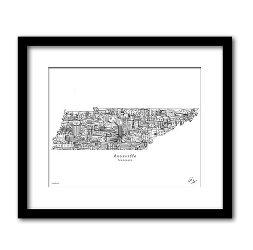 Knoxville Tennessee Artwork