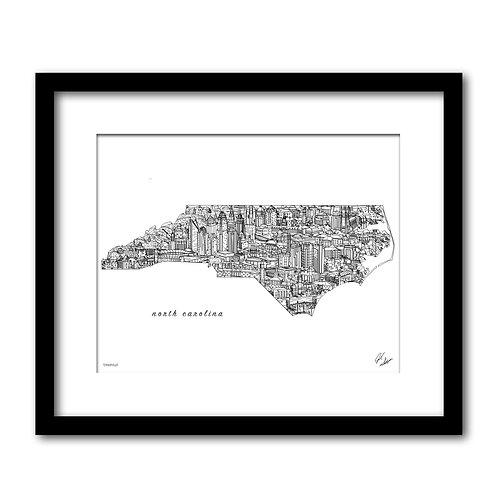North Carolina Artwork