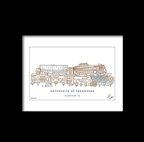 University of Tennessee Artwork