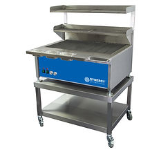ST900D Blue with resting shelf on mobile