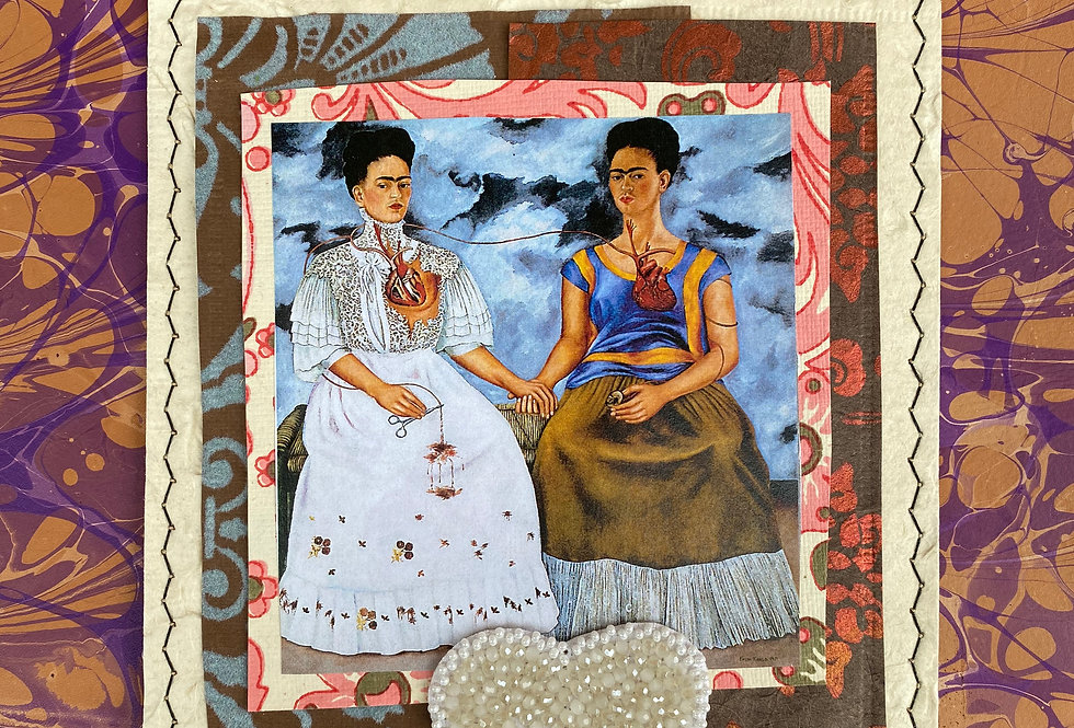Fridas with Hearts