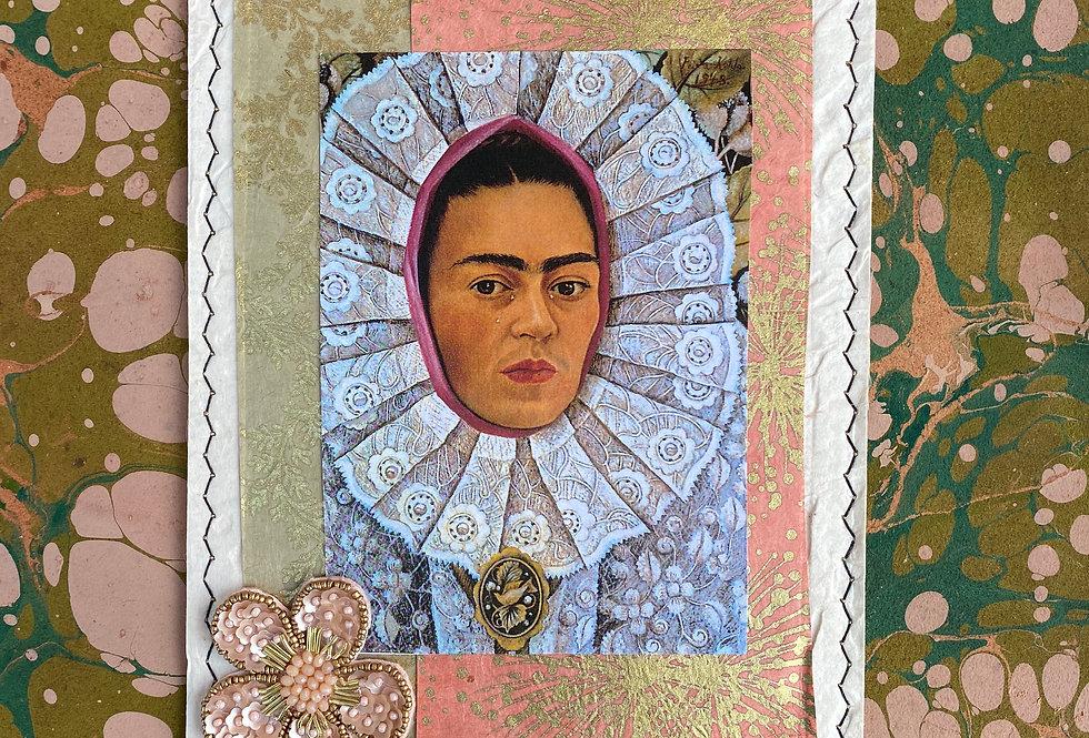 Frida in Victorian Crown