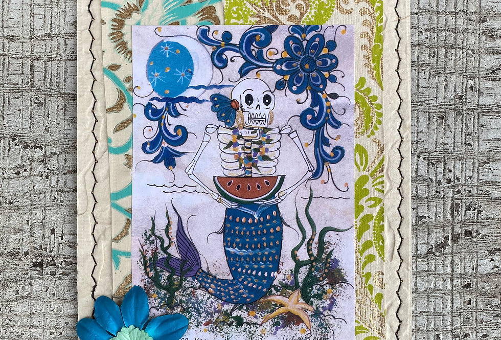 DOD Blue Mermaid