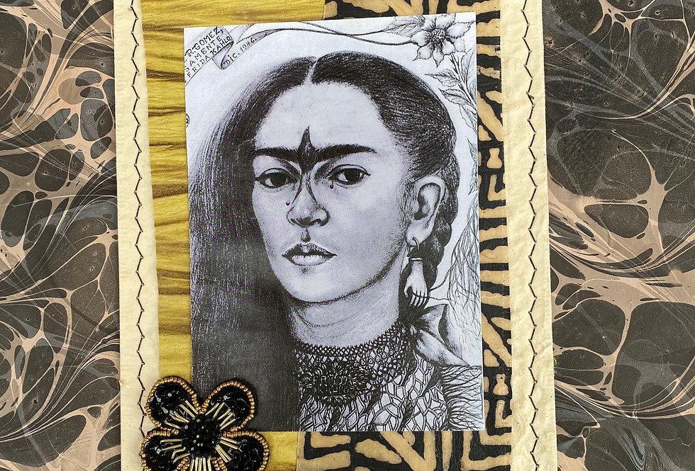 Frida Black & White
