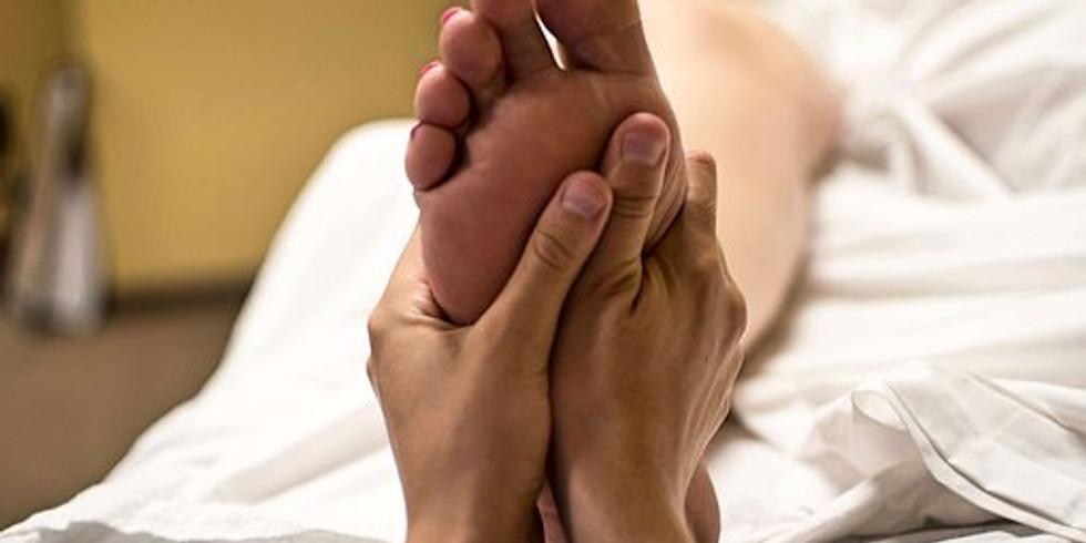 Atelier Massage des pieds