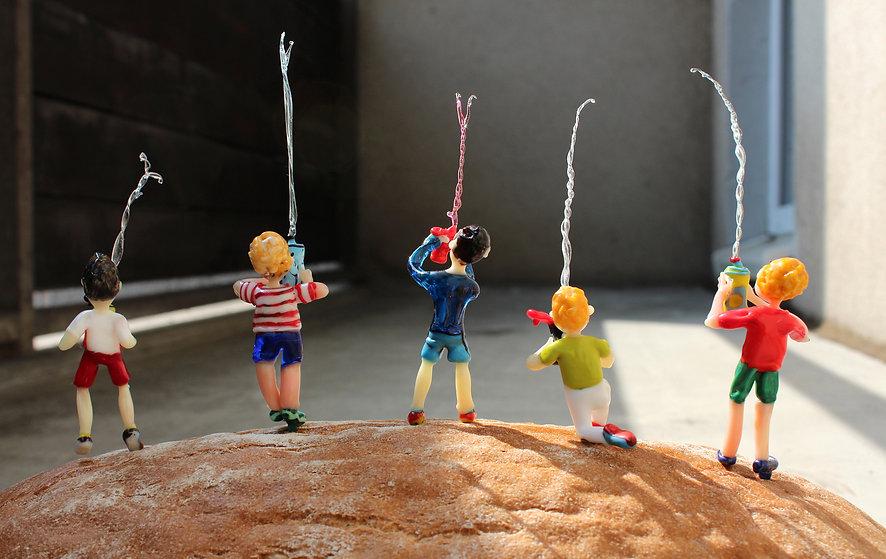 decorative object_glass figurines