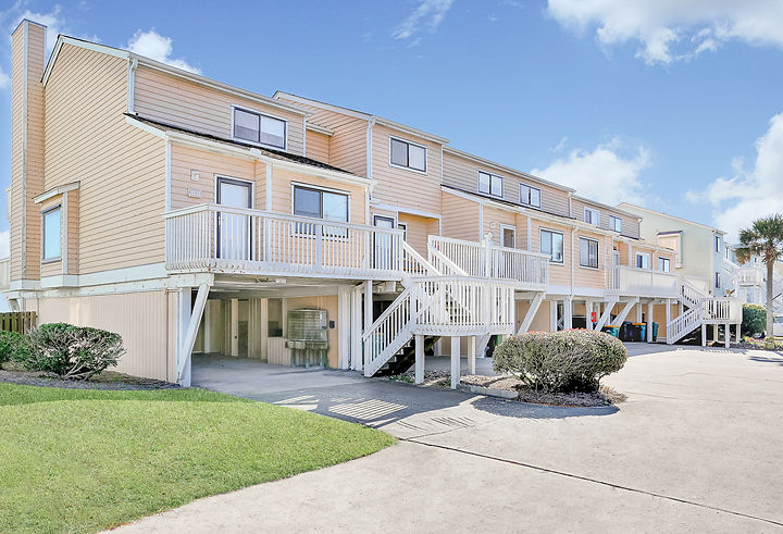 1100 Fort Fisher Blvd S 805, Kure Beach NC by Fran Downey, Fathom Realty