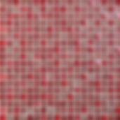 Shanghai 15x15 mm krystal mosaik fra Aqua Color - Colour Ceramica
