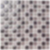 Havana 23x23 mm krystal mosaik fra Aqua Color - Colour Ceramica