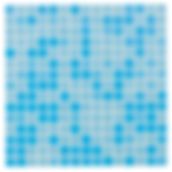 Quinto 20x20 mm glasmosaik fra Aqua Color - Colour Ceramica