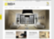 Imola Ceramicas hjemmeside