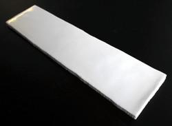 Mazia Hvid Mat 7,5x30 cm