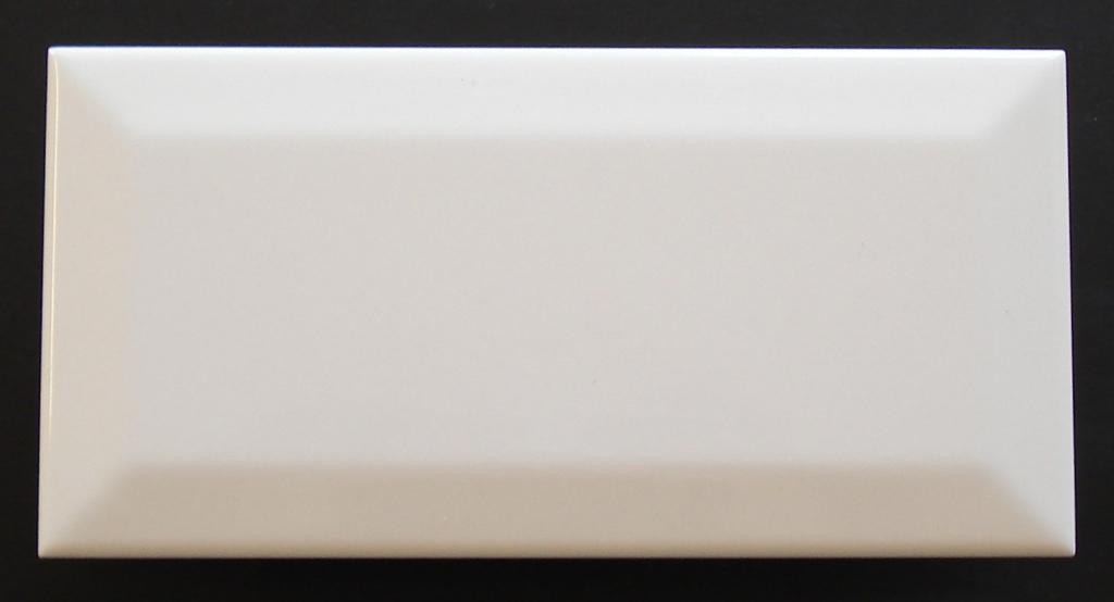 Metro Biselado Creme 7,5x15 cm