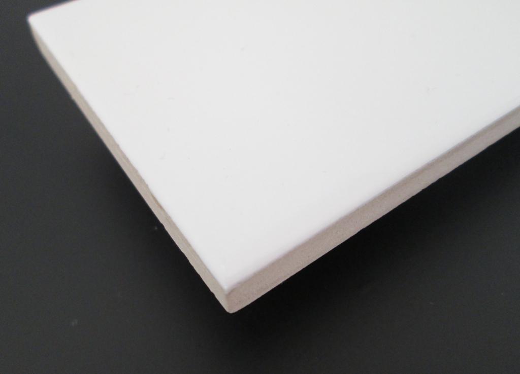 Sunshine Hvid Blank 7,5x15 cm