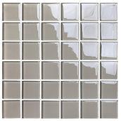 Bagdad 48x48 mm krystal mosaik fra Aqua Color - Colour Ceramica