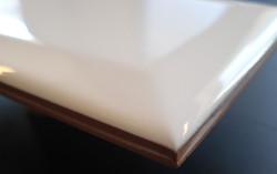 Metro Biselado Hvid 7,5x15 cm