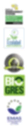 Imola Ceramica - Kvalitet - Biogres - Miljø