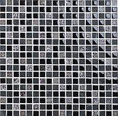 Underberg 15x15 mm krystal mosaik fra Aqua Color - Colour Ceramica