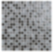 Darwin 15x15 mm krystal mosaik fra Aqua Color - Colour Ceramica
