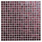 Ganges 15x15 mm glasmosaik fra Aqua Color - Colour Ceramica