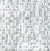 Casablanca 15x15 mm krystal mosaik fra Aqua Color - Colour Ceramica