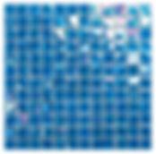 Kama 25x25 mm glasmosaik fra Aqua Color - Colour Ceramica