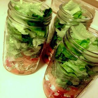 Quick Tip: Salad To-Go