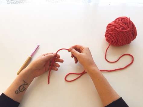 Crochet Part 3 - How To Read A Pattern & A Washcloth Pattern For You To Try!