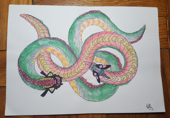 Dragon Knot, 2012