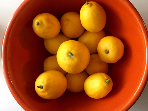 Meyer Lemon Loaf Recipe (aka Sunshine In Your Mouth)