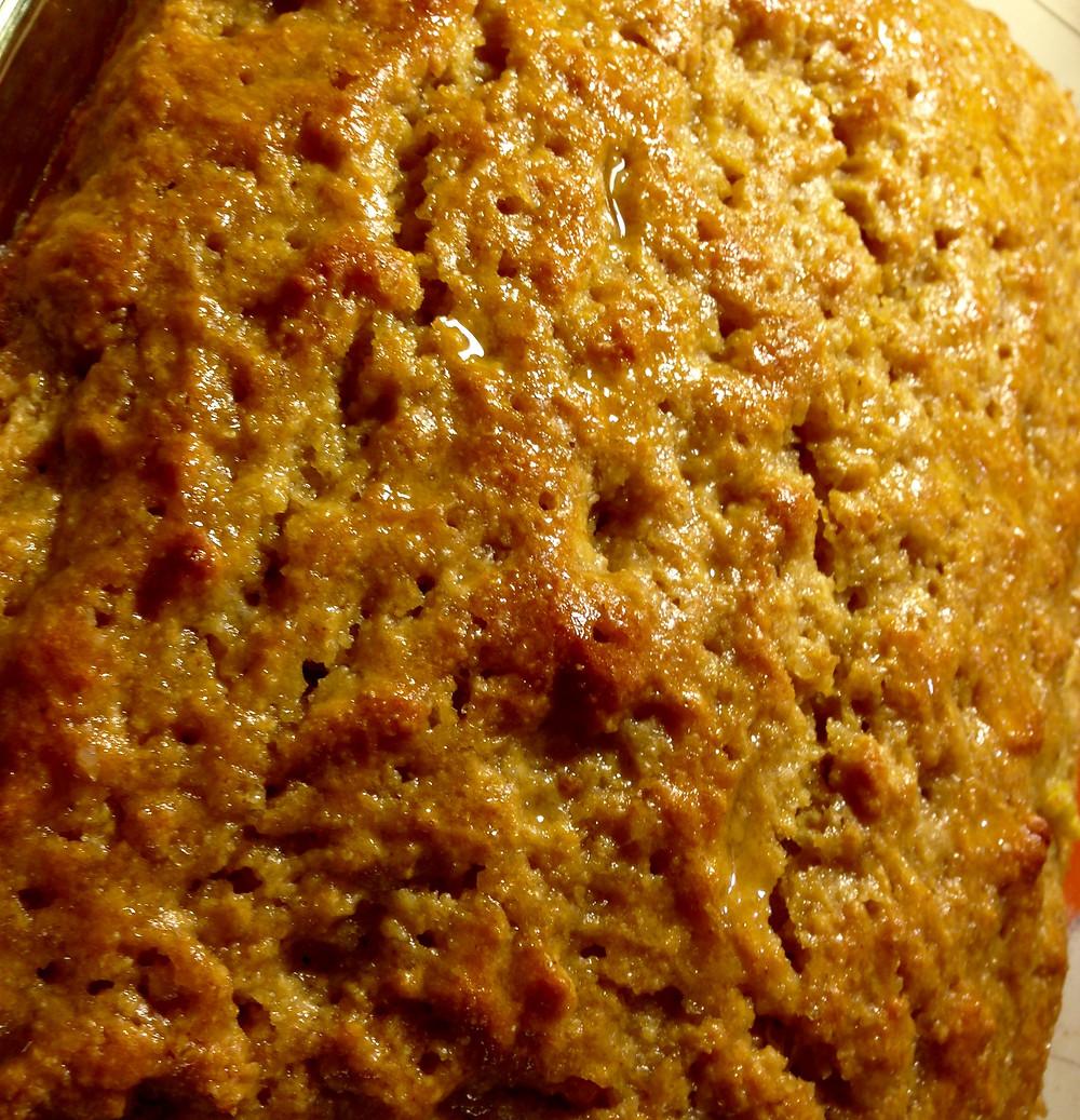 Meyer Lemon Loaf Recipe
