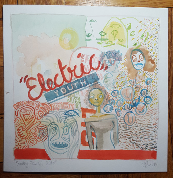 'Lectric, 2013