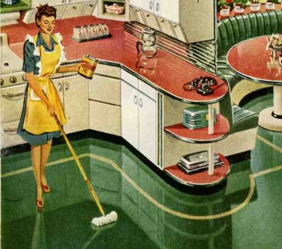 Spring Cleaning: Kitchen