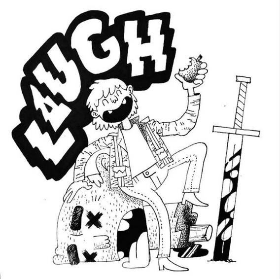 Laugh, 2018