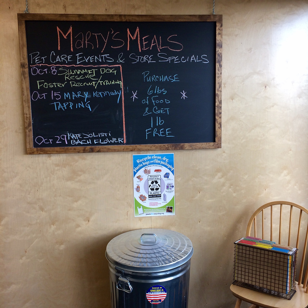 Marty's Meals Boulder Store
