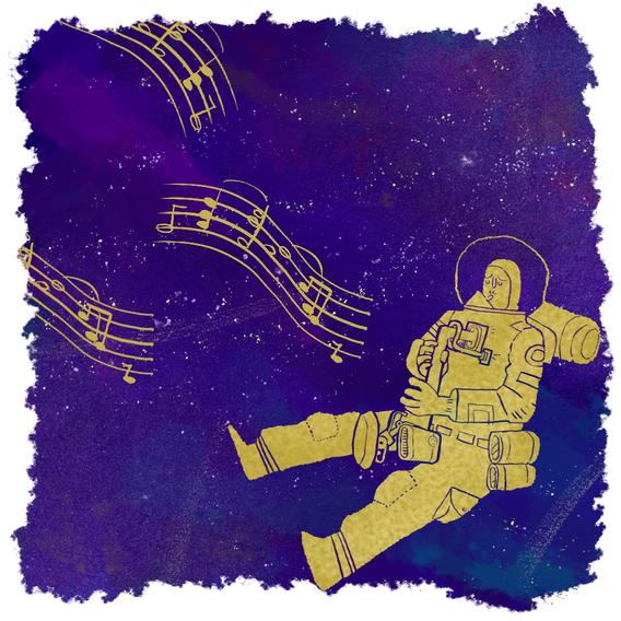 space sax