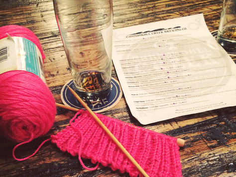 Craftivism & An Easy Crochet Pattern