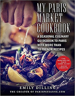 My Paris Market Cookbook - Updated