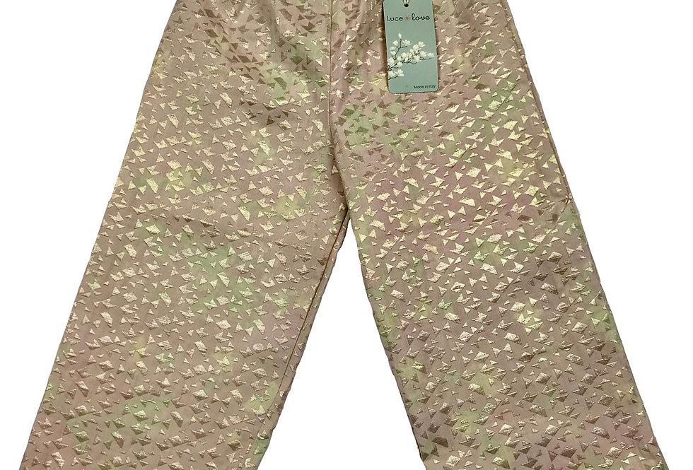 Maia - Pantalone palazzo in 79% Cotone 21% Poliestere