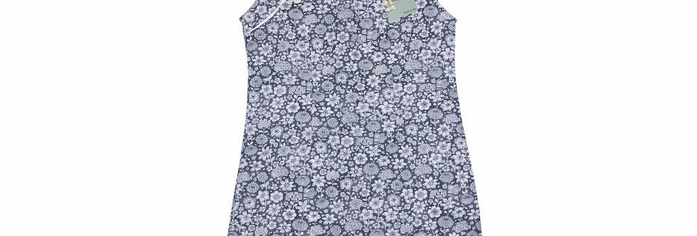 Tania - Qipao vestito 55% Lino 45% Cotone