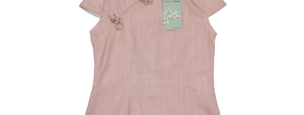 Sofia - Camicia qipao 100% Cotone