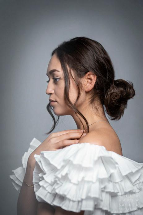 Model: Ramona Schumann H&M: Natalie Ruhhammer